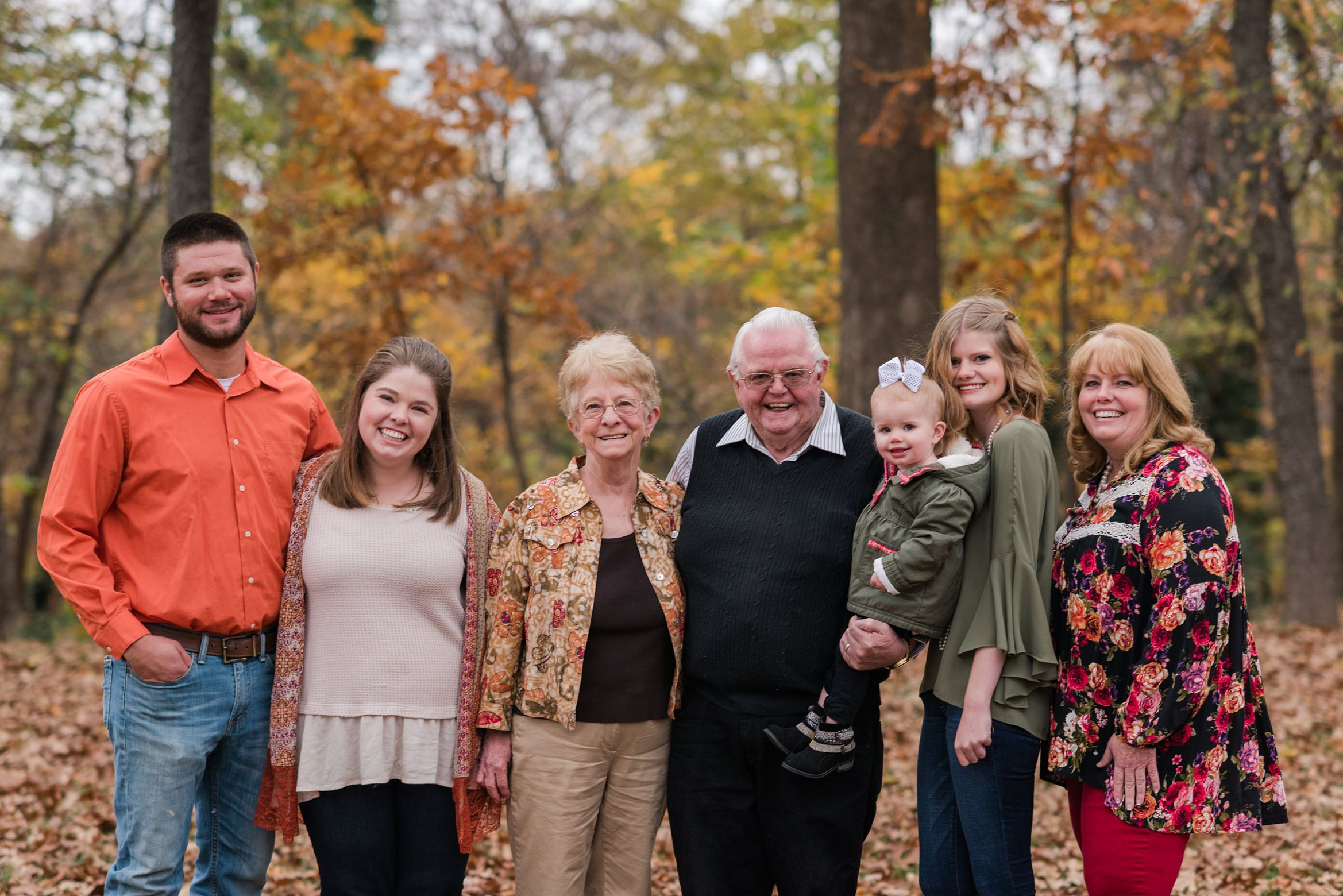 McGarrah Family Photos in Siloam Springs, AR